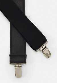 Twisted Tailor - PHIL BRACES - Pásek - black - 2