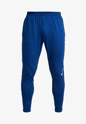 DRY STRIKE PANT - Tracksuit bottoms - coastal blue/photo blue/white