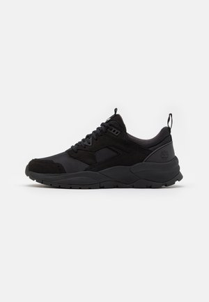 TREE RACER - Sneakers laag - black
