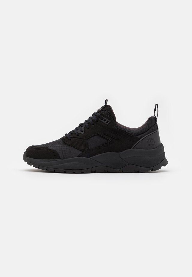 TREE RACER - Sneakers basse - black
