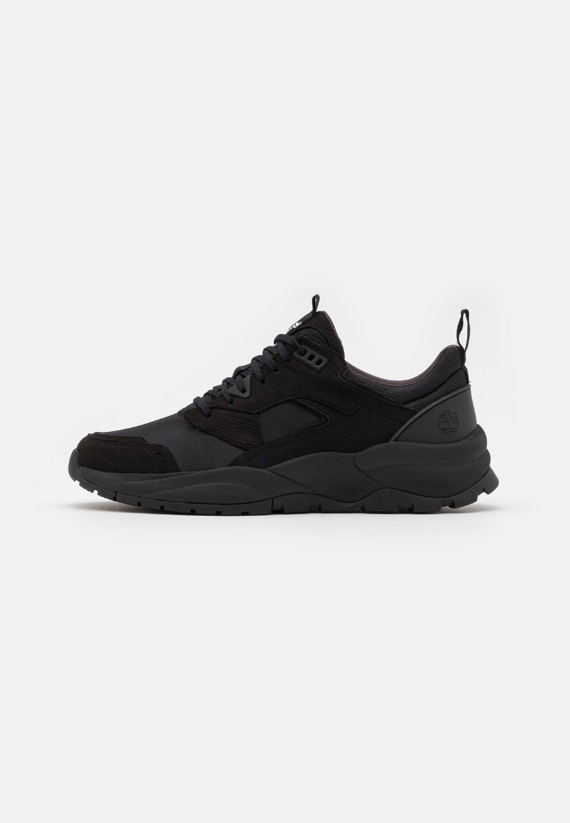 Timberland - TREE RACER - Trainers - black