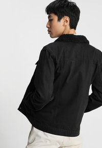 Brave Soul - WILBUR - Denim jacket - black denim - 2
