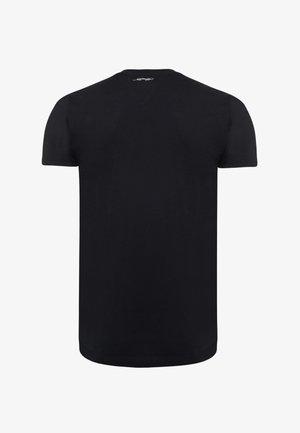 SKULL-13 T-SHIRT - Print T-shirt - black