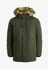 Produkt - Winter coat - forest night - 5