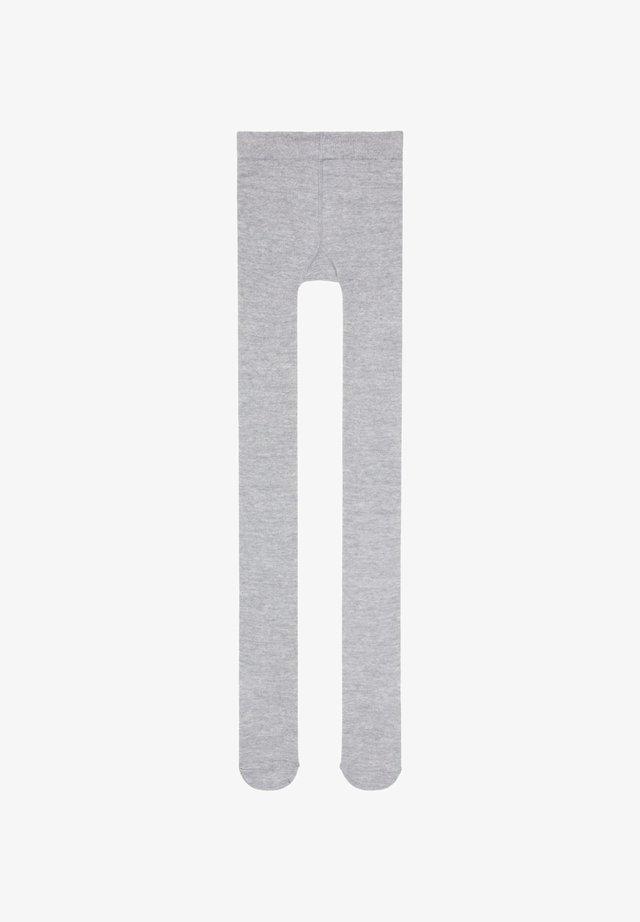 Tights - grey melange