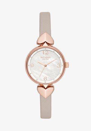 HOLLIS - Horloge - gray