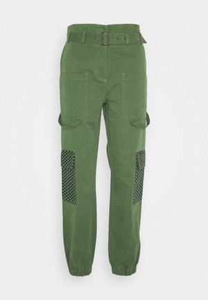 MARTHA - Trousers - army