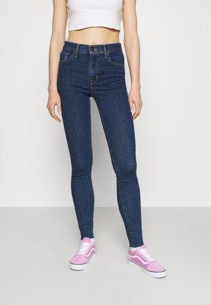 720 HIRISE SUPER SKINNY - Jeans Skinny - echo stonewash