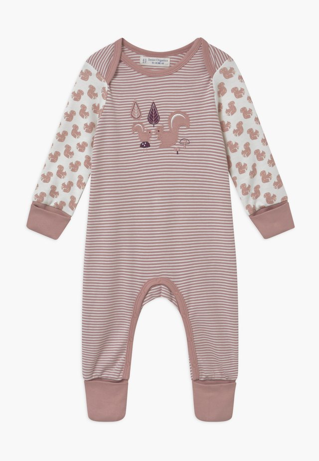 WAYAN BABY ROMPER - Piżama - mauve