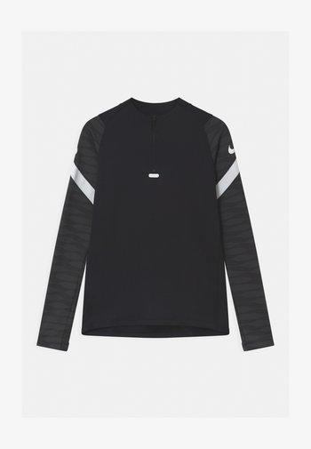 DRIL UNISEX - Sports shirt - black/anthracite/white