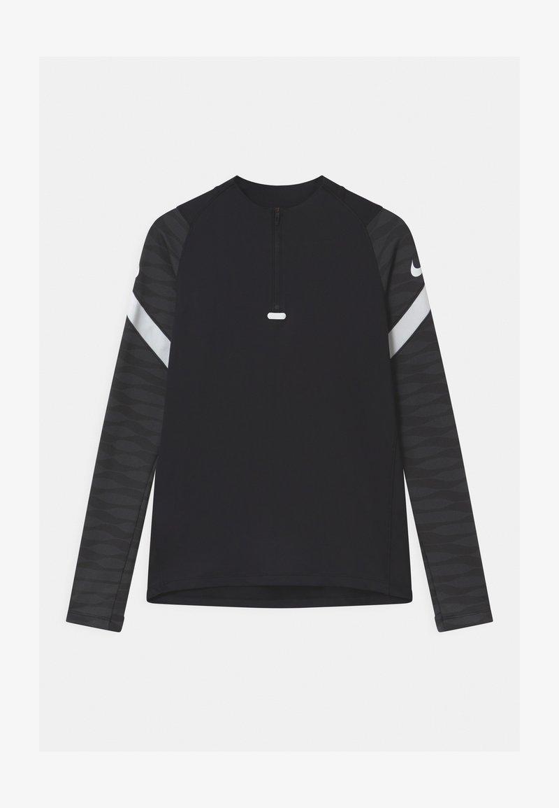 Nike Performance - DRIL UNISEX - Funkční triko - black/anthracite/white