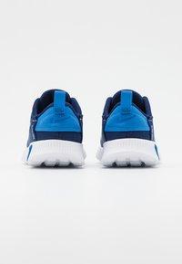 Nike Sportswear - REPOSTO UNISEX - Tenisky - blue void/white/signal blue/black - 2