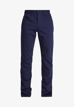 ATHLETIC - Trousers - french navy
