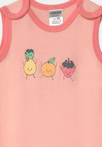 Jacky Baby - GIRLS 2 PACK - Pyjama set - light pink/white - 2