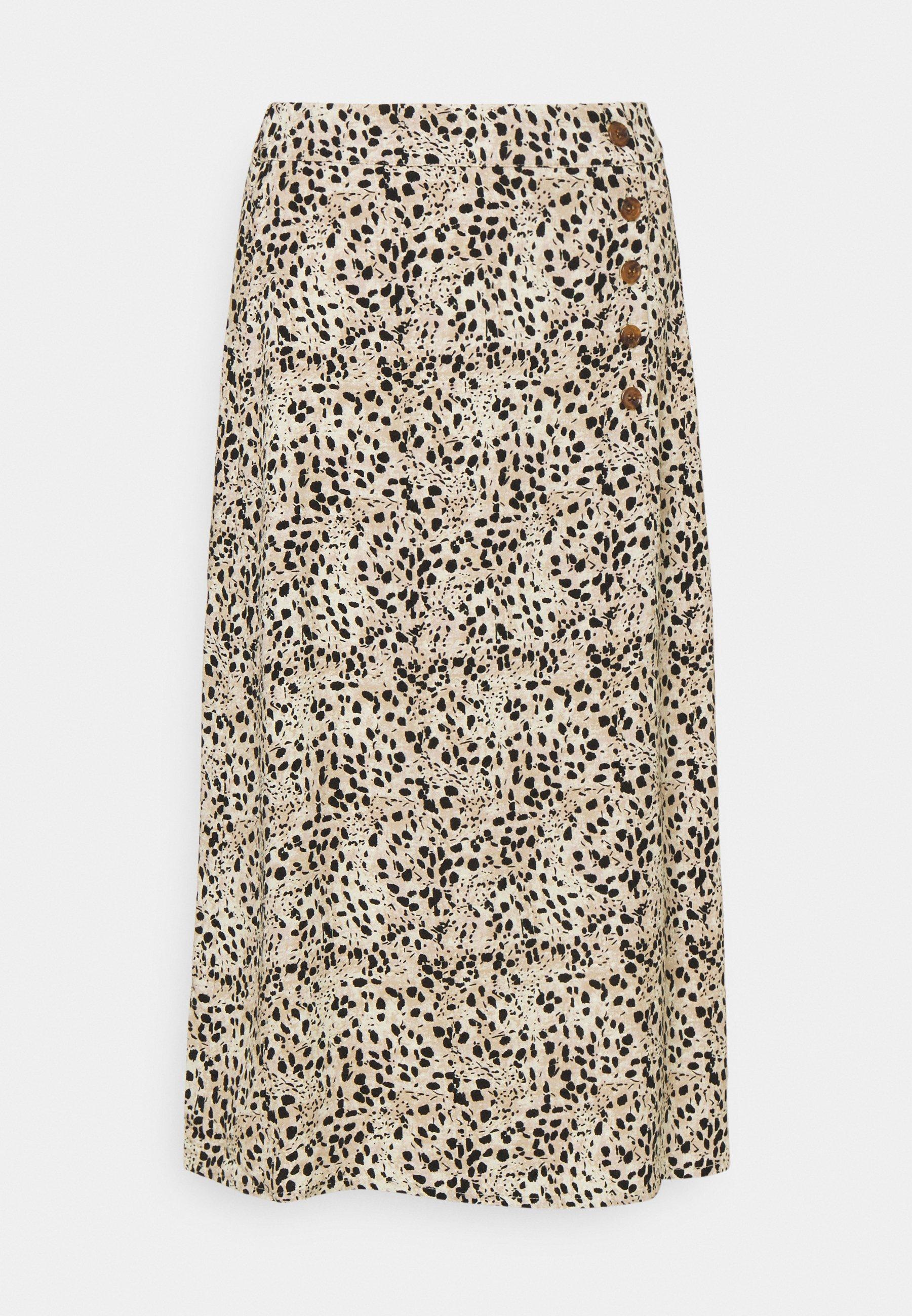 Women OBJHESSA LILITI SKIRT - A-line skirt