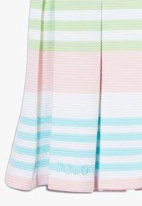 Polo Ralph Lauren - DRESSES - Robe pull - white multi - 2