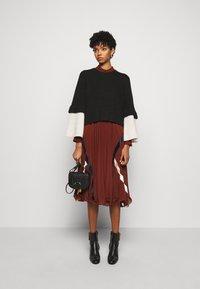 See by Chloé - Shirt dress - sepia brown - 1