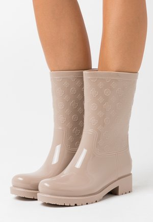 RIBBA - Wellies - nude