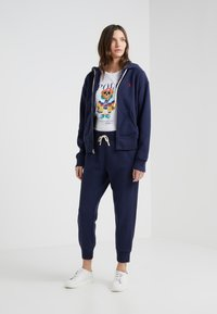 Polo Ralph Lauren - SEASONAL - Zip-up hoodie - cruise navy - 1