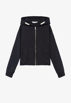 ANDIE - Zip-up hoodie - noir