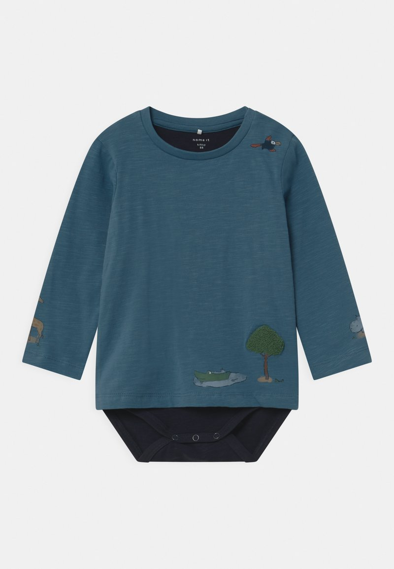 Name it - NBMTOLLE  - Long sleeved top - real teal