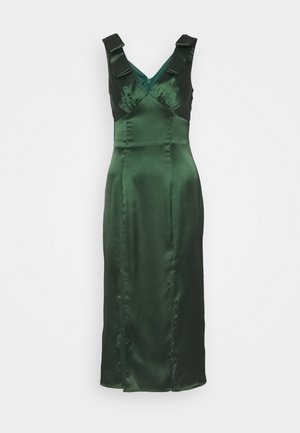 PAOLA DRESS - Juhlamekko - green