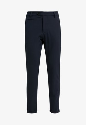 COMO LIGHT SUIT PANTS - Suit trousers - navy