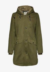 edc by Esprit - Winter jacket - khaki green - 7