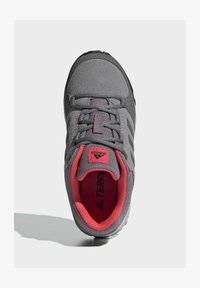 adidas Performance - TERREX HYPERHIKER LOW LEATHER HIKING SHOES - Trekingové boty - grey - 1