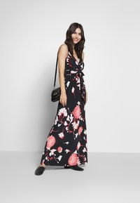 Anna Field - Vestido largo - black/pink - 1