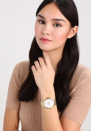 CASUAL SPORT - Watch - gold-coloured