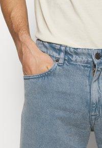 Boglioli - Straight leg jeans - blue denim - 4