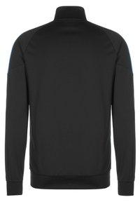Nike Performance - DRY ACADEMY PRO - Training jacket - anthracite / photo blue / white - 1
