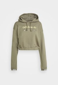 adidas Originals - HOODIE - Hoodie - clay - 4