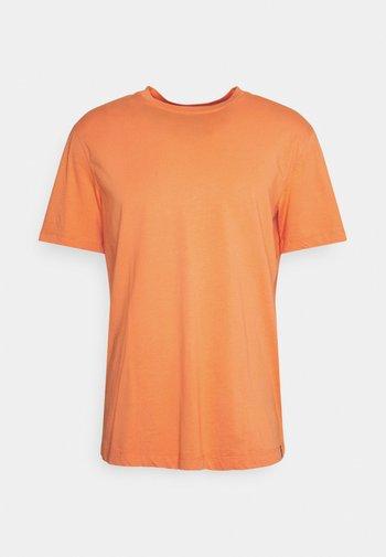 Basic T-shirt - peach echo