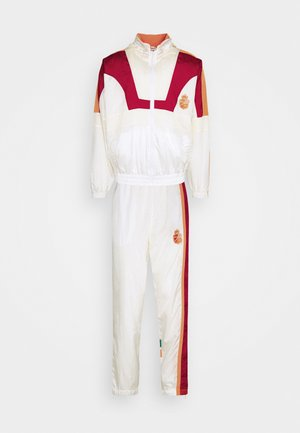 RAINER TRACKSUIT - Dres - blanc de blanc/tango red
