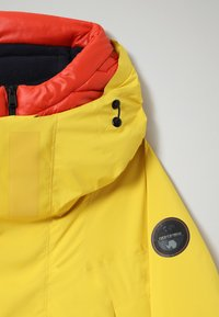 Napapijri - CELSIUS - Winter coat - yellow oil - 4