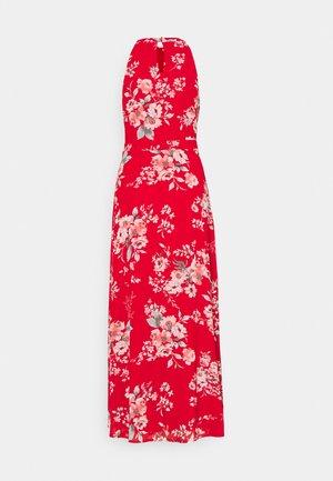 VITAGETES HALTERNECK ANKLE DRESS - Cocktail dress / Party dress - mars red
