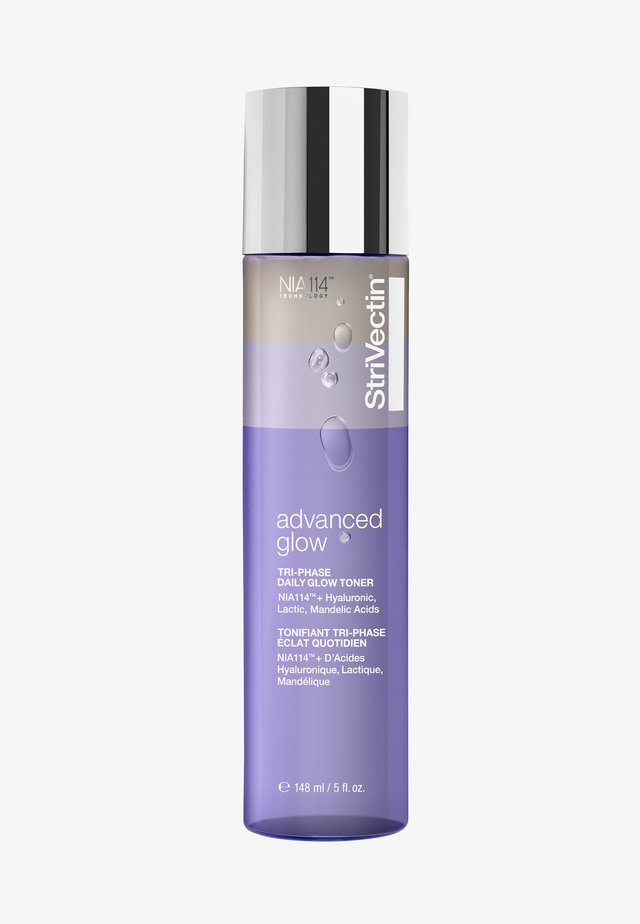 TRI-PHASE DAILY GLOW TONER - Lotion visage - -