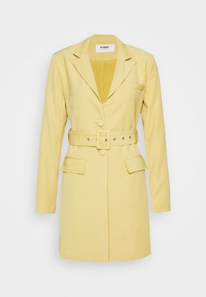 BLAZER DRESS - Shirt dress - pistachio