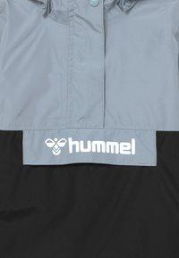Hummel - TIMU UNISEX - Větrovka - light blue - 3