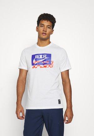 DRY TEE A.I.R.  - T-shirt print - sail