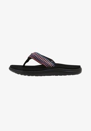 VOYA - T-bar sandals - barstreet multiblack