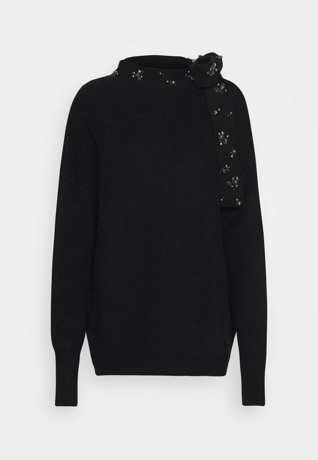 BRUNEI - Pullover - black
