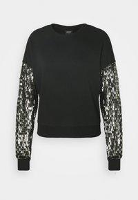 ONLY - ONLOLGA - Sweatshirt - black - 4