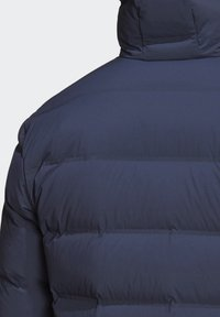 adidas Performance - HELIONIC SOFT HOODED DOWN JACKET - Down jacket - blue - 9
