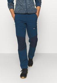 Regatta - QUESTRA III - Outdoorové kalhoty - navy - 0