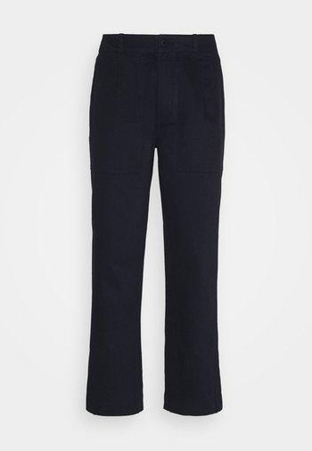 RAFT PANT  - Pantalon classique - navy
