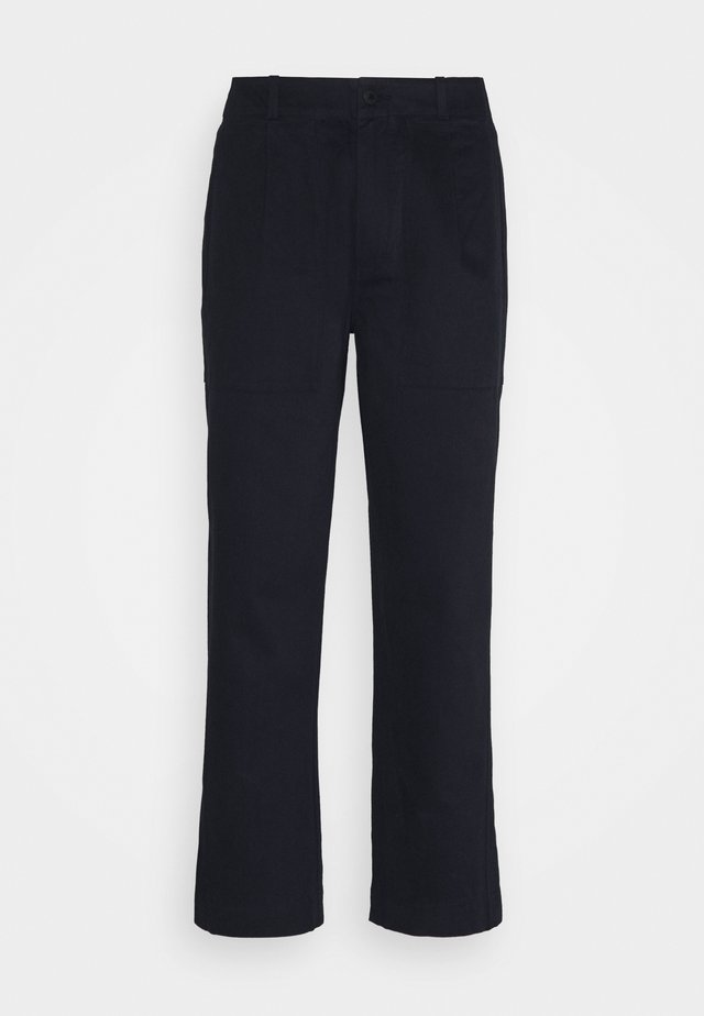 RAFT PANT  - Trousers - navy