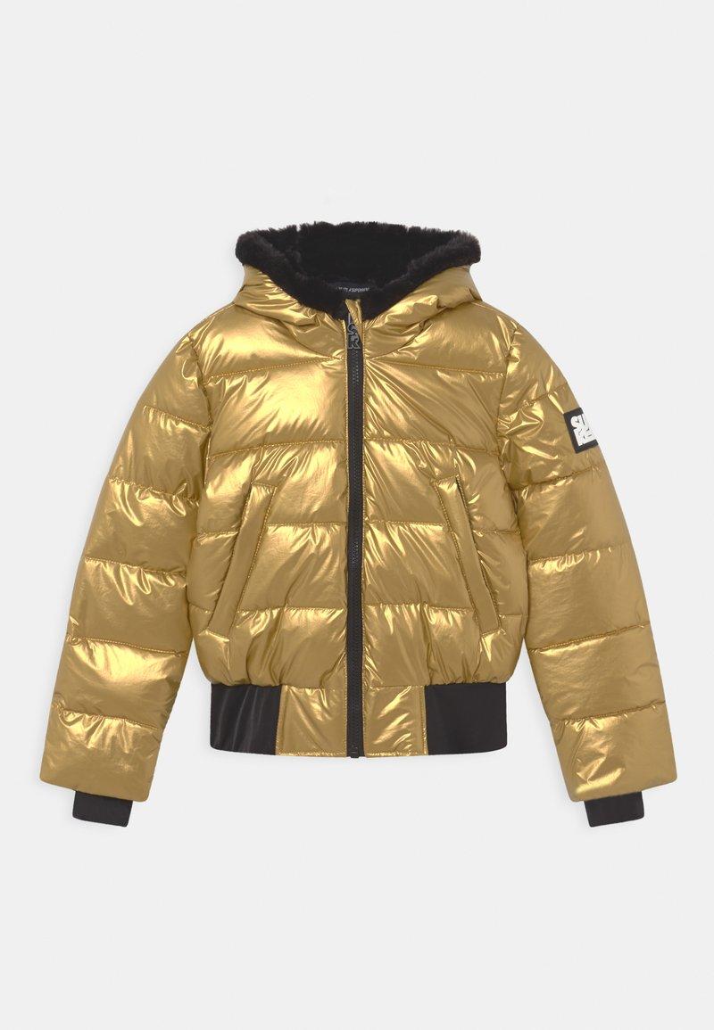 SuperRebel - START - Winter jacket - gold